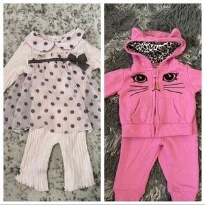 Baby girls outfits romper 3-6 months